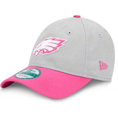 Philadelphia eagles breast cancer jersey