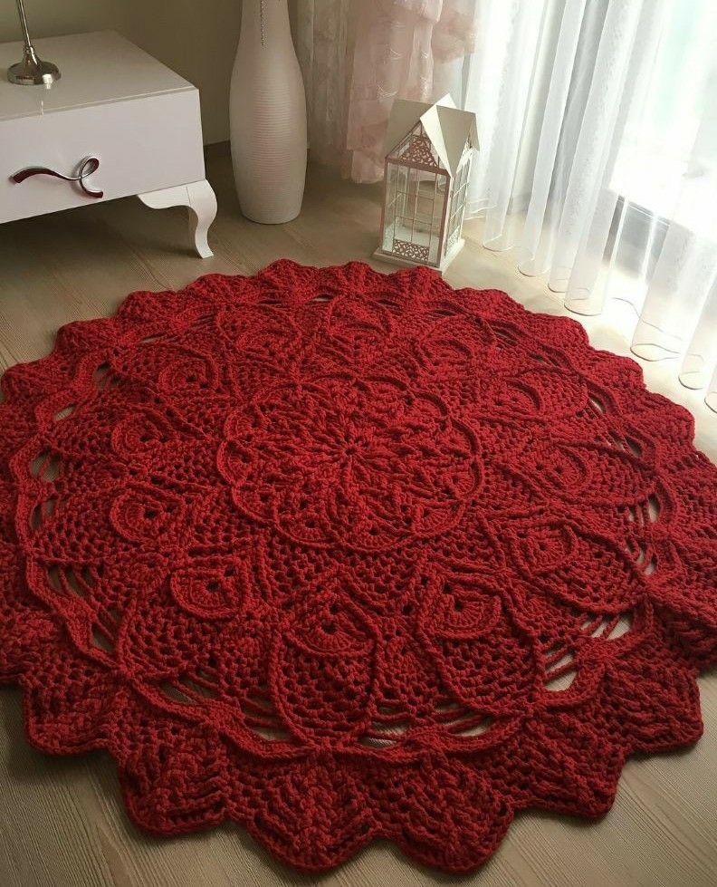Pin von Sebastiana Neres auf tapetes | Pinterest | Teppiche, Teppich ...