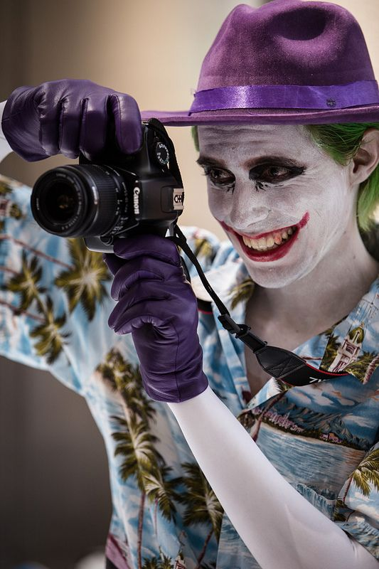 Ax2013 1 57 Crazy Costumes Joker Cosplay