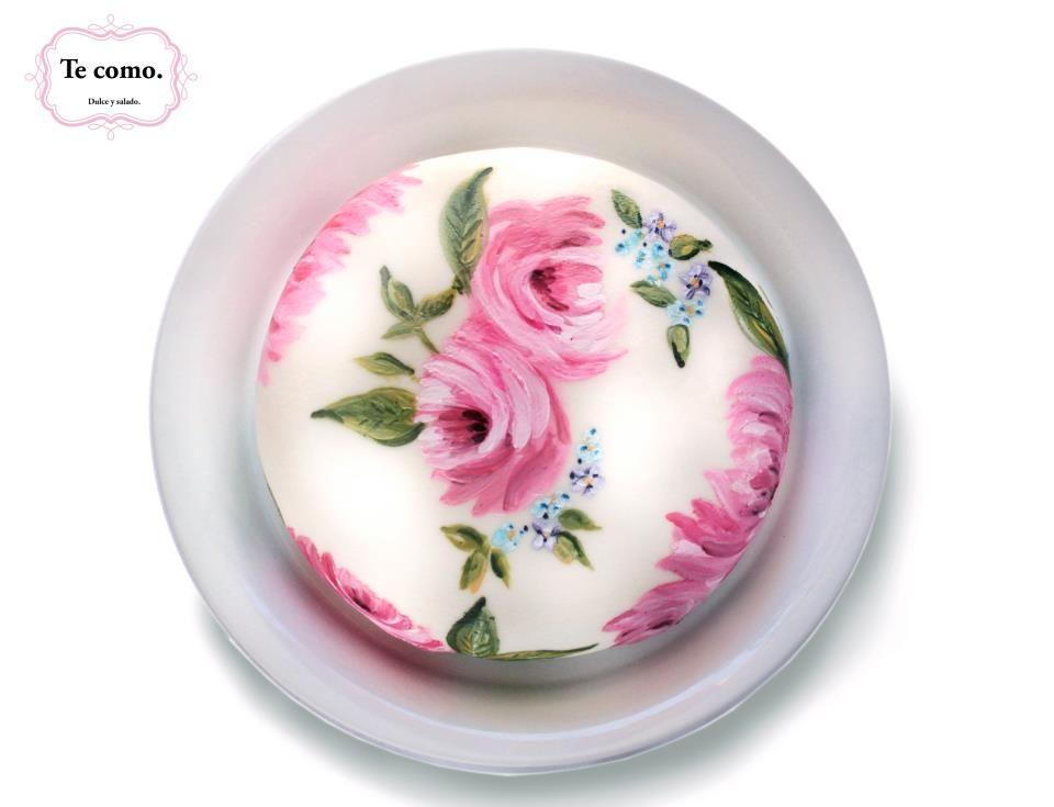 Que linda tortaa