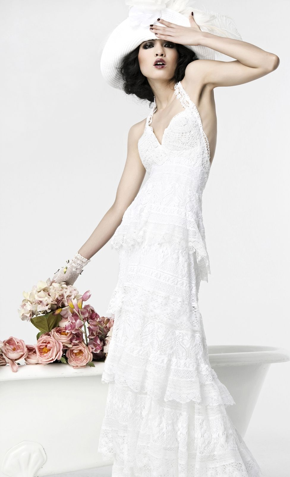 Pin by Jacque Reid on White Wishes | Pinterest | Ana rosa, Wedding ...