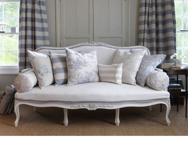 sofa chic | For the Home | Pinterest | Cabbage, French ...