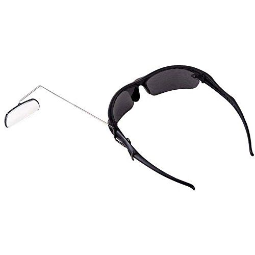 Sio 360rotatable Eyeglass Helmet Cycling Rearview Mirror Read