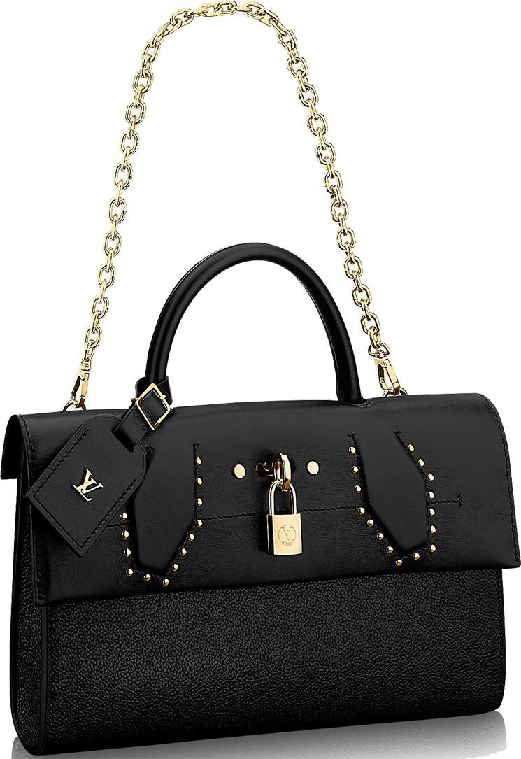 The Louis Vuitton Pochette City Steamer Bag is like the City Steamer One  Handle Bag 625af21d3cd51