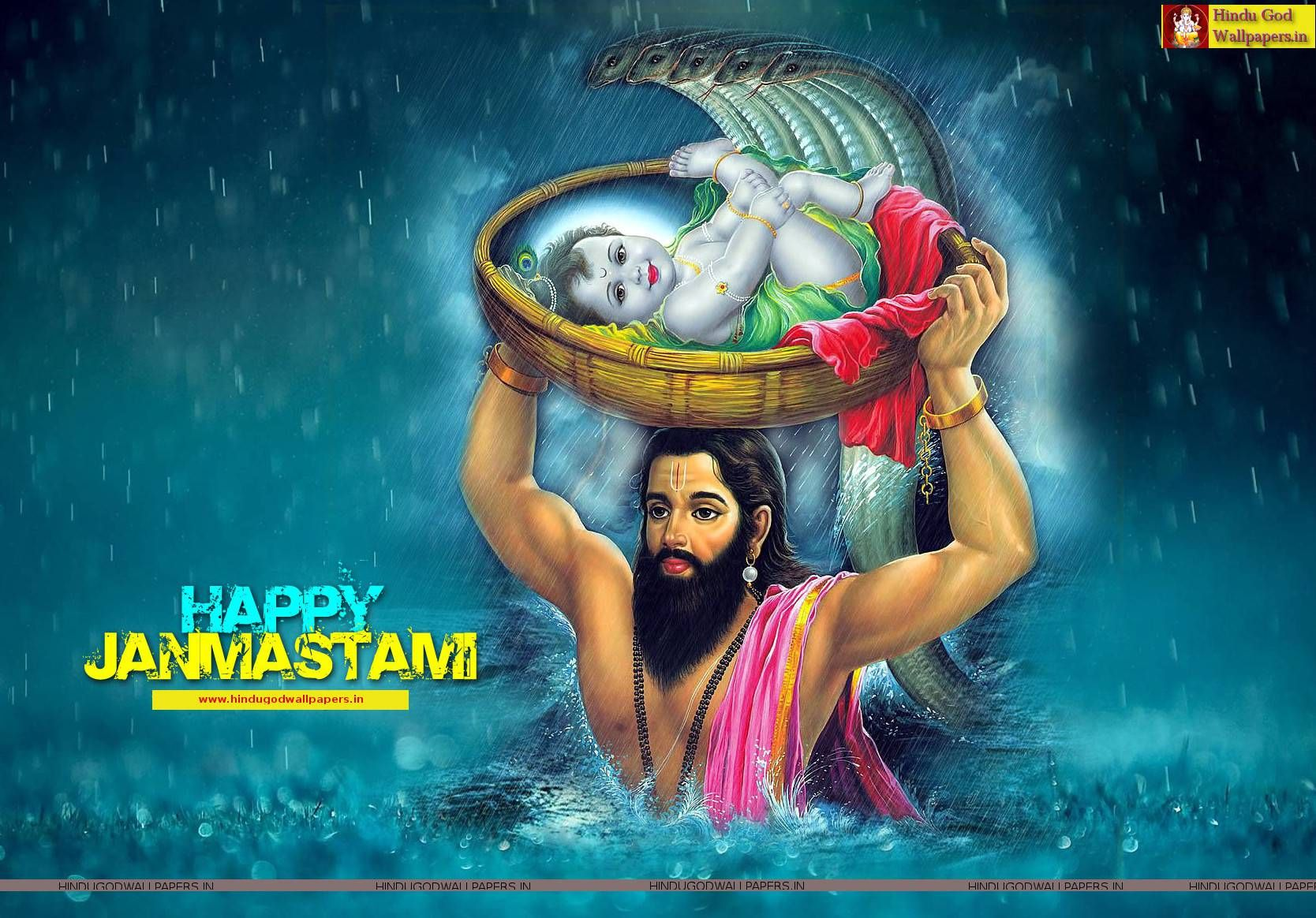 Krishna Janam Wallpaper Free Download Krishnashtami God Images Hindu God Wallpaper Happy Janmashtami Image Janmashtami Images Janmashtami Wishes
