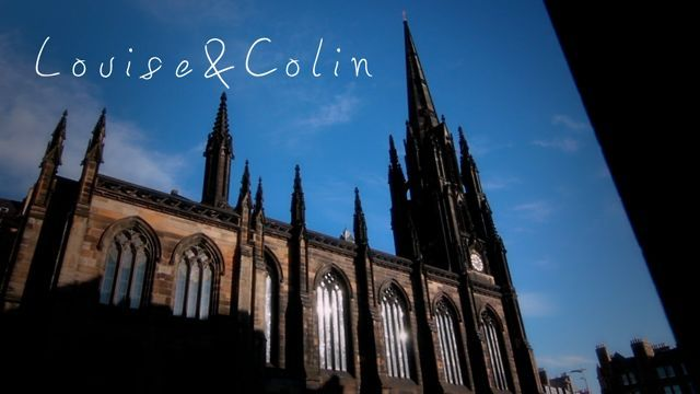 Louise And Colin Were Married Held Their Reception At The Hub On Royal Mile Edinburgh Saturday December 2011 Opted For Our Platinum