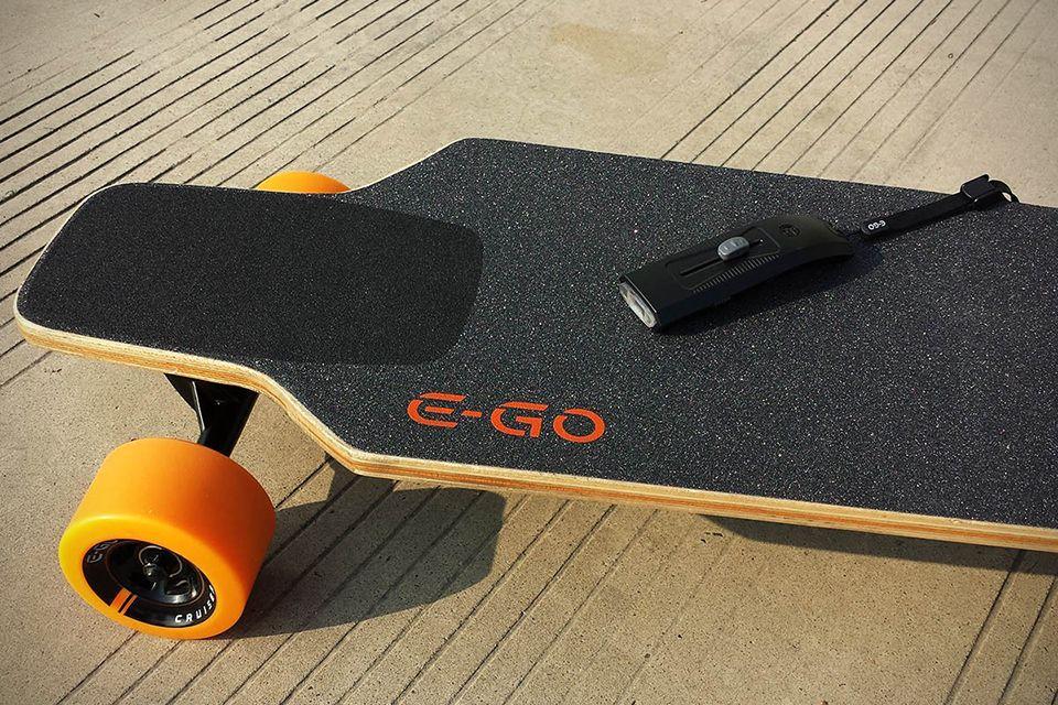 E Go Cruiser Electric Longboard