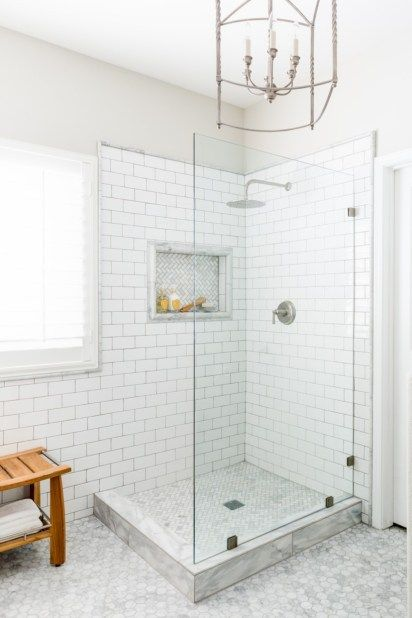 58 Beautiful Subway Tile Bathroom Remodel and Renovation For the