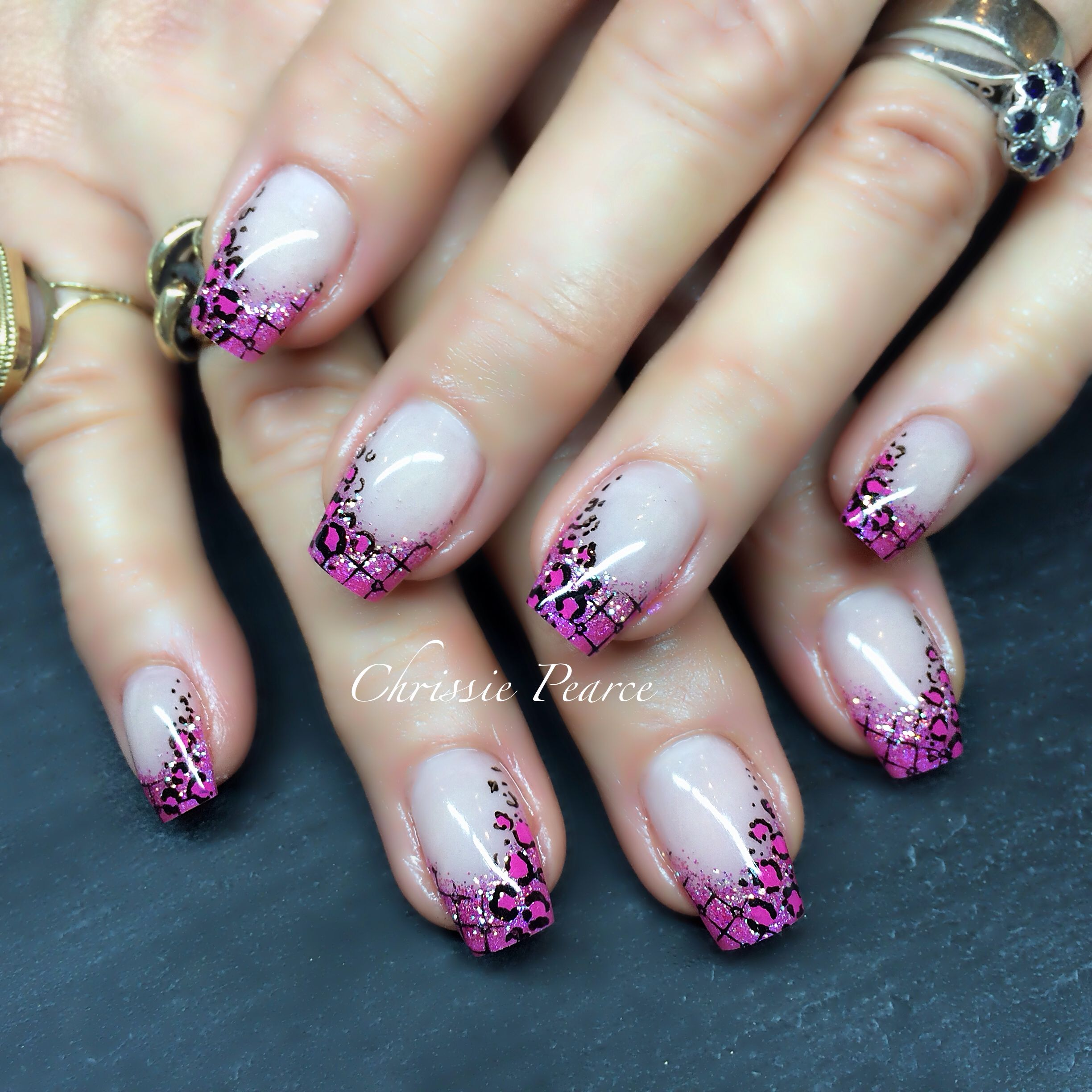 pinselmalerei | Nageldesign Bilder by World Nails Nailart Galerie ...
