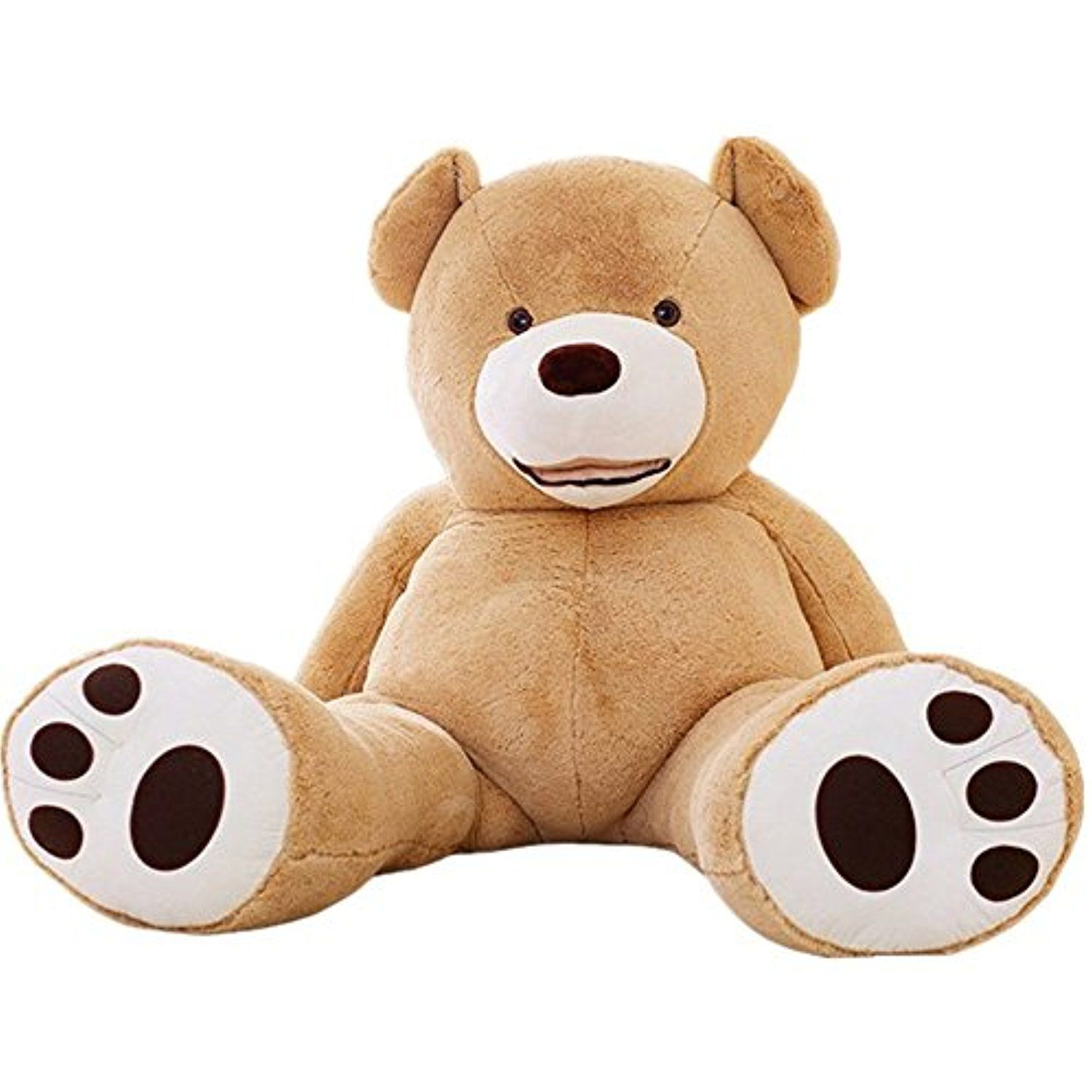 ONLY COVER PLUSH TOY SHELL 79/'/' SUPER HUGE big Teddy bear WITH ZIPPER 200cm