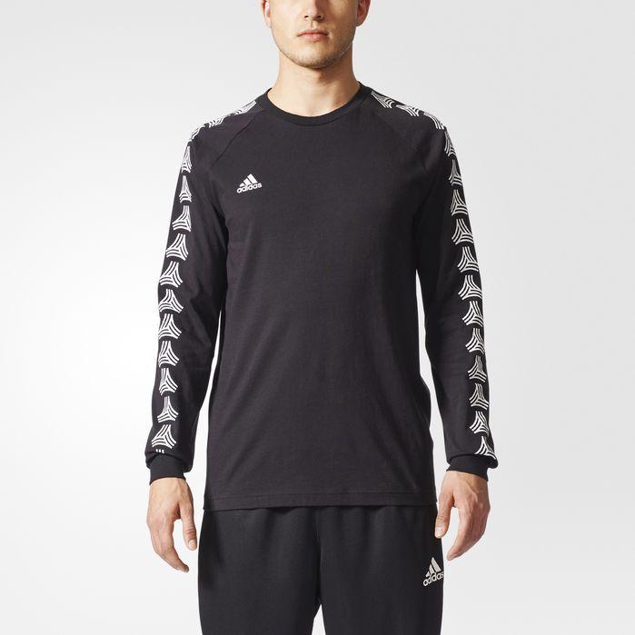 fe9716e4d31 adidas Tango Cage Tee - Mens Soccer Long Sleeve Shirts