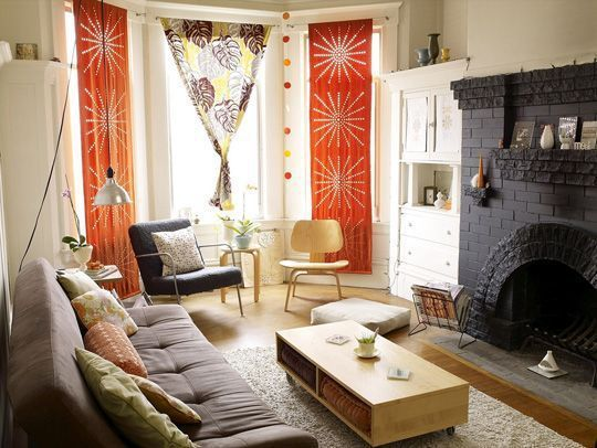 D96bc895ad247741f7ed31003cee7451 Eclectic Living Room Colorful Living Room Bright Home