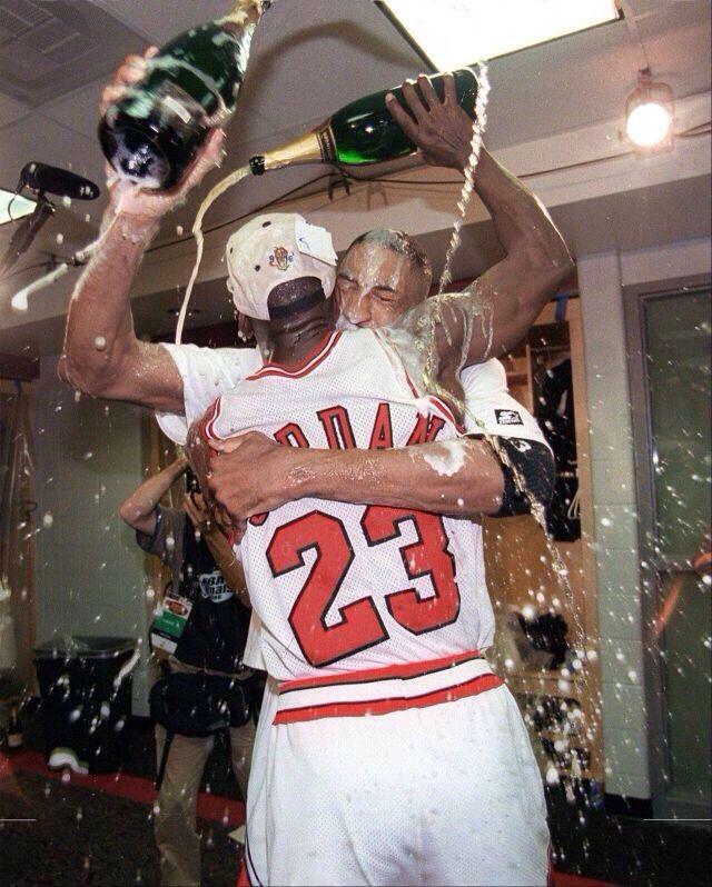 a6fd24558c0 Jordan and Pippen - Chicago Bulls