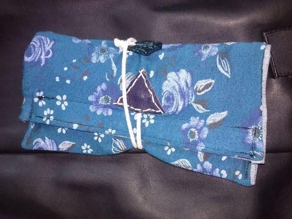 Portatabacco realizzati a mano con tessuti di robafattamman
