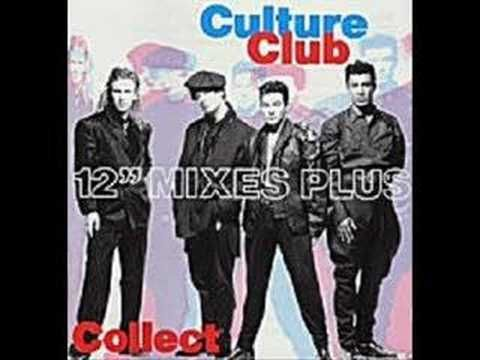 """Culture Club - War Song (12"""" extended mix)"""
