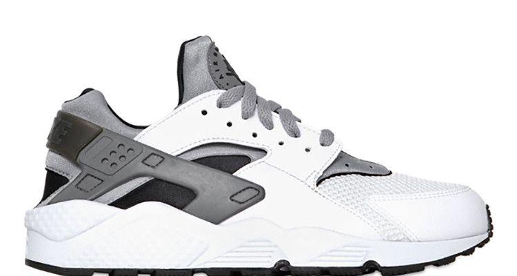 Huarache Nike Black And White