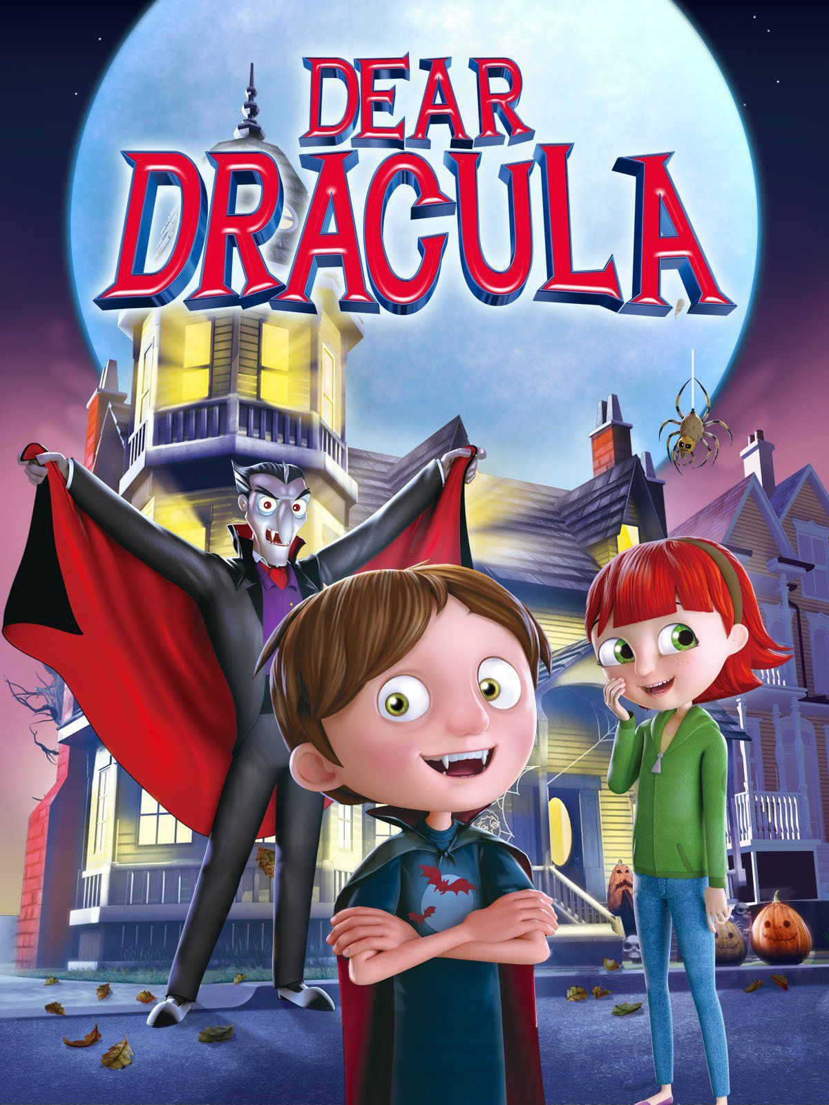 Halloween Movies on Netflix That Won't Give Kids the