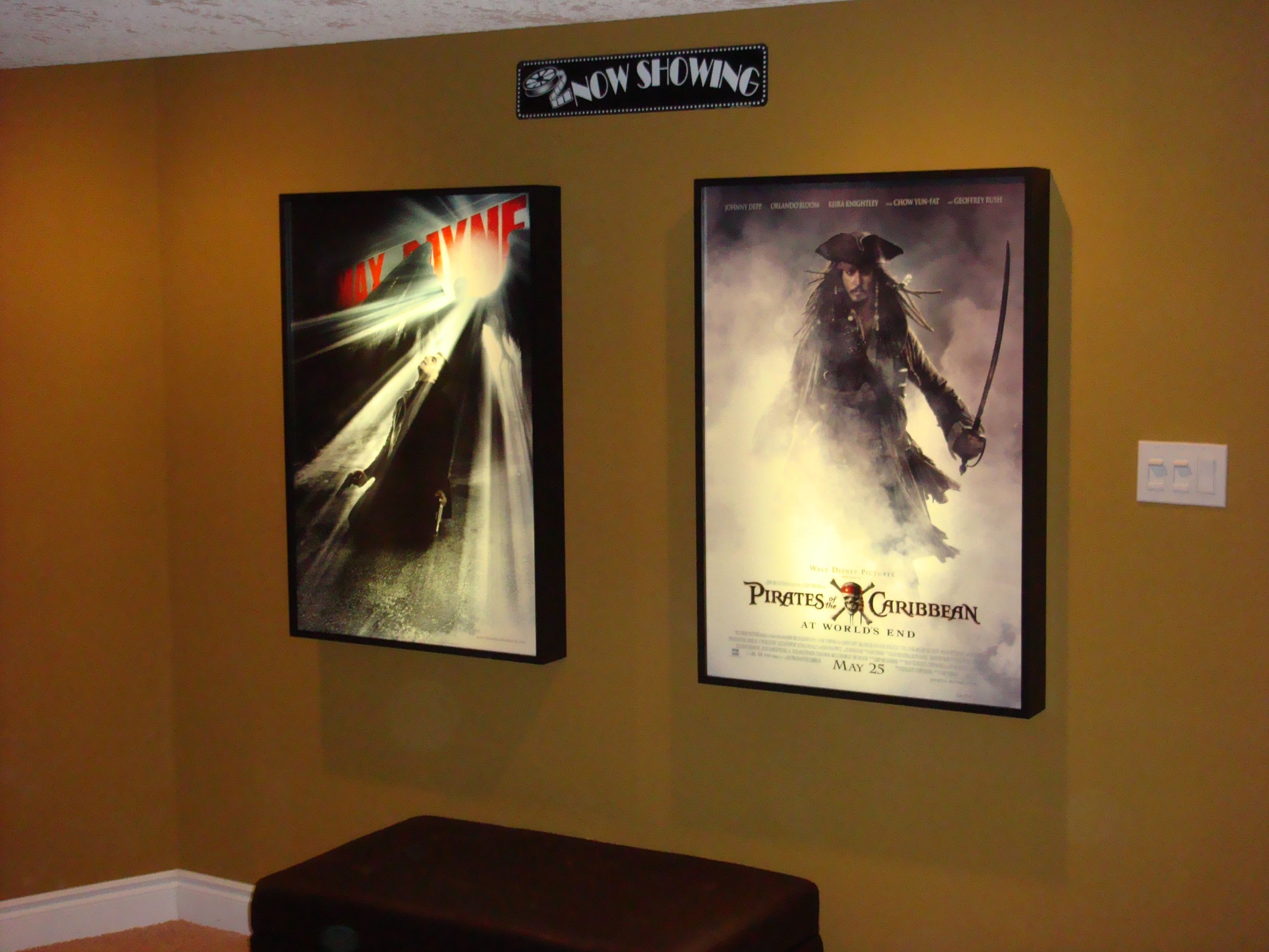 Diy Movie Poster Frames