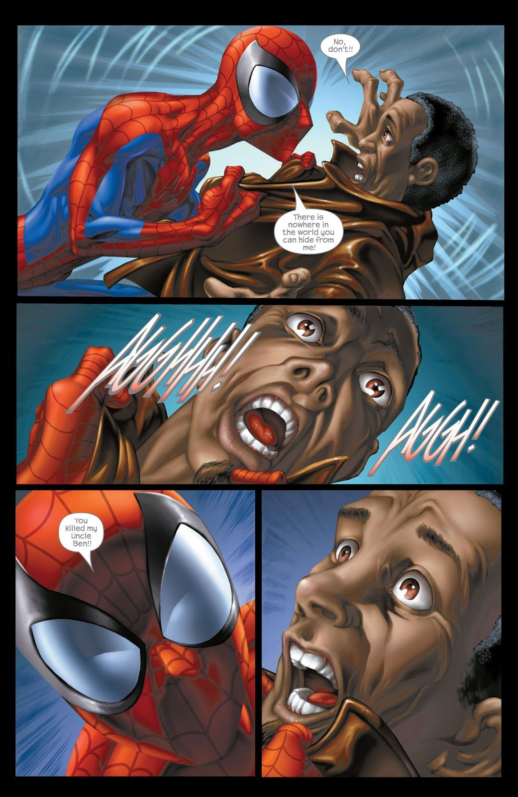 Ultimate Spider Man 2000 Issue 37 Read Ultimate Spider Man 2000 Issue 37 Comic Online In High Quality Marvel Spiderman Art Ultimate Spiderman Spiderman