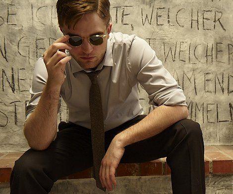 Robert Pattinson in Sheldrake