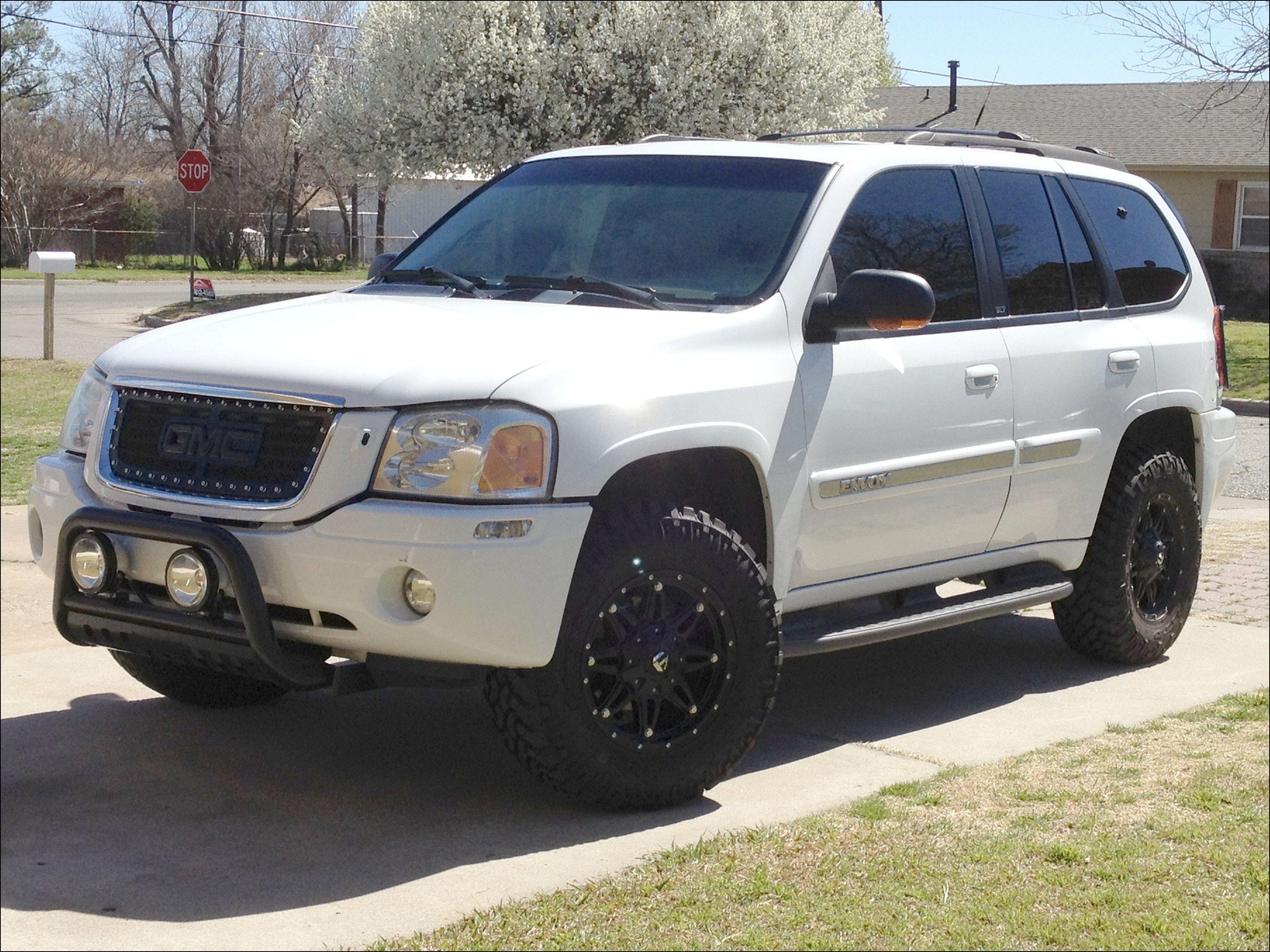 2005 Gmc Envoy Tires Gmc Envoy Gmc Chevrolet Trailblazer
