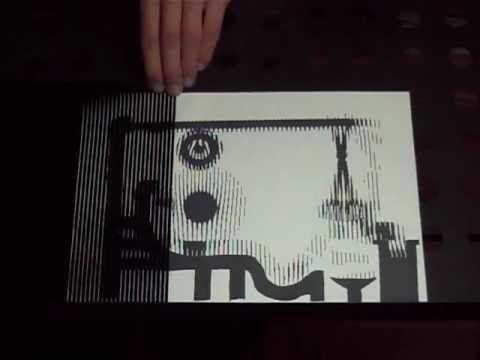 Cartes De Visite Maternelle Cinema Animated Optical Illusions