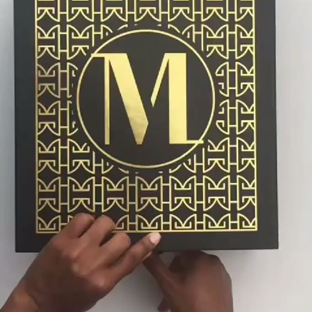 It's finally almost here and we're so excited to share these VIP invitations that we created for @munaluchibride fall issue release party happening this Monday in #atlanta at the @fsatlanta. Thank you @munaluchibride for trusting us to set the tone for your fabulous event and giving us full creative freedom resulting in this #luxuriousinvitation.  The invitation features a custom foil stamped box, an acrylic plaque replica of the magazine cover, a physical copy of the magazine and a custom…
