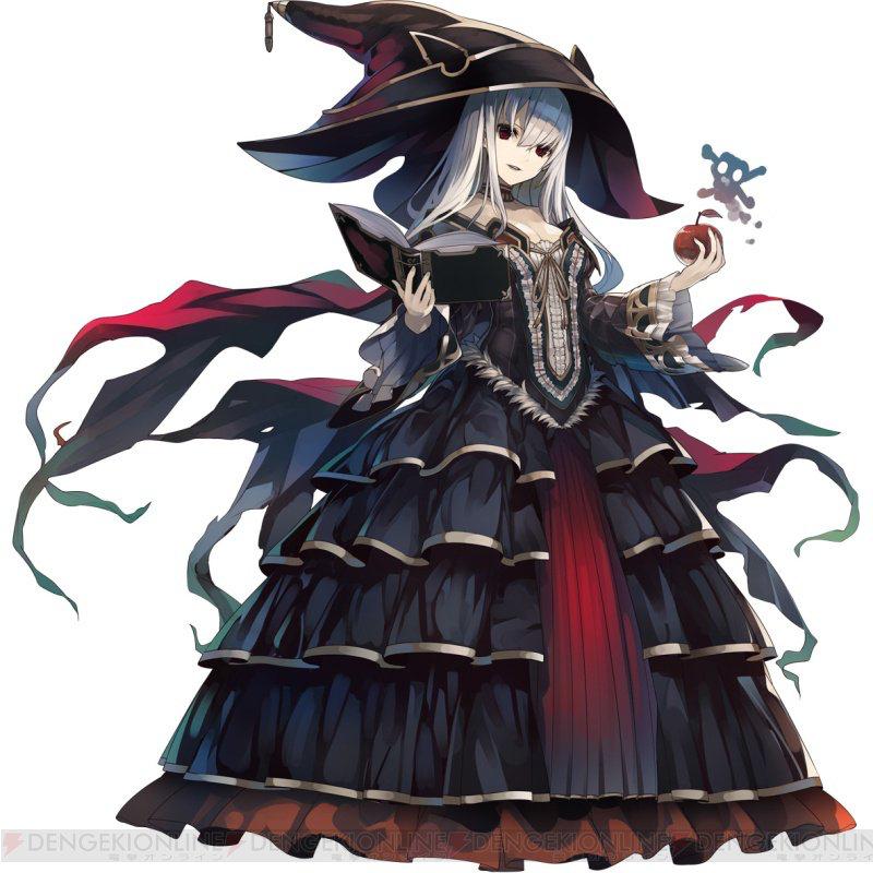 character design witch Inspirasi, Hiburan