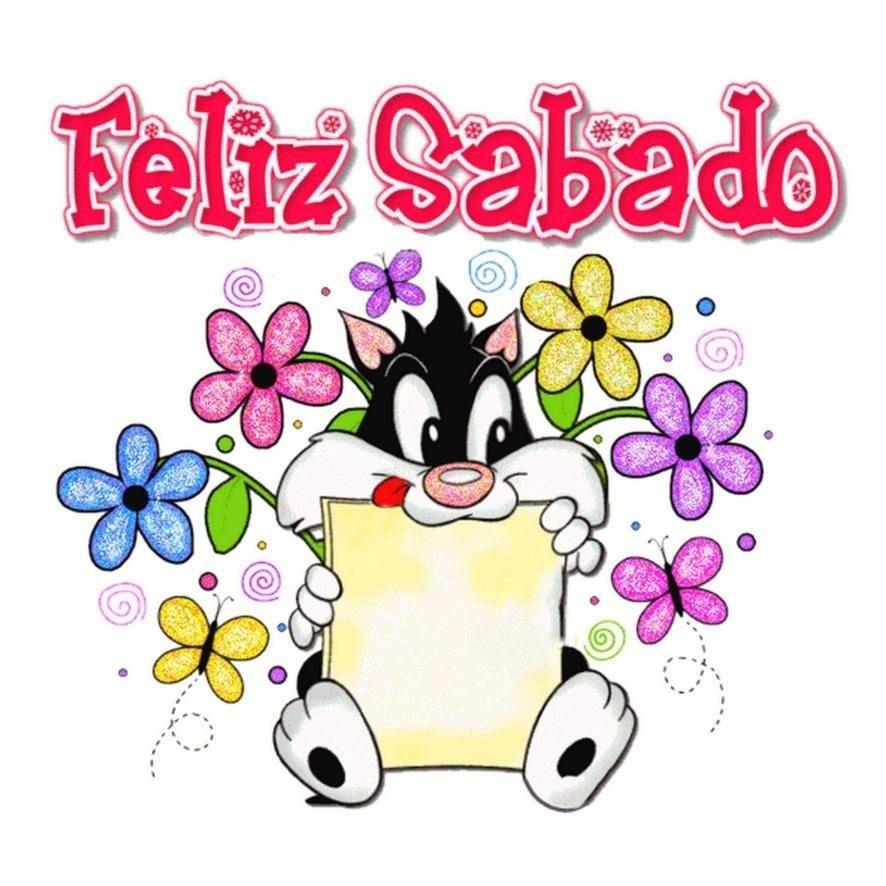 Feliz Sabado Buenos Dias Imagenes Animadas Silvester Bebe