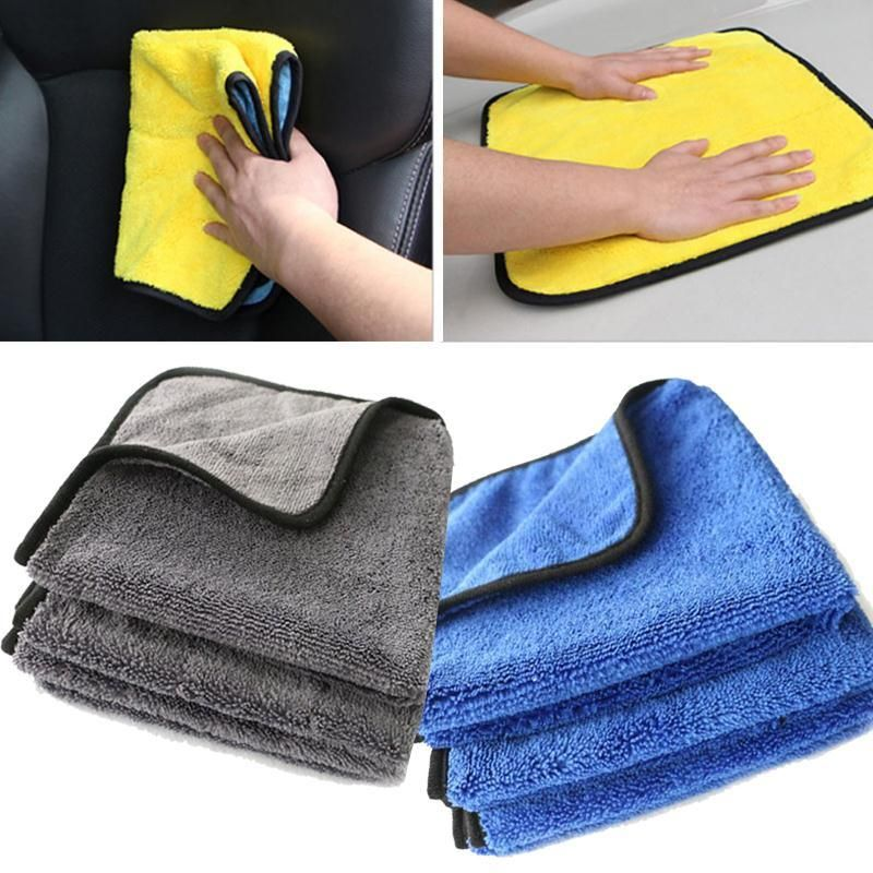 This is a great allpurpose detailing towel. Use it to