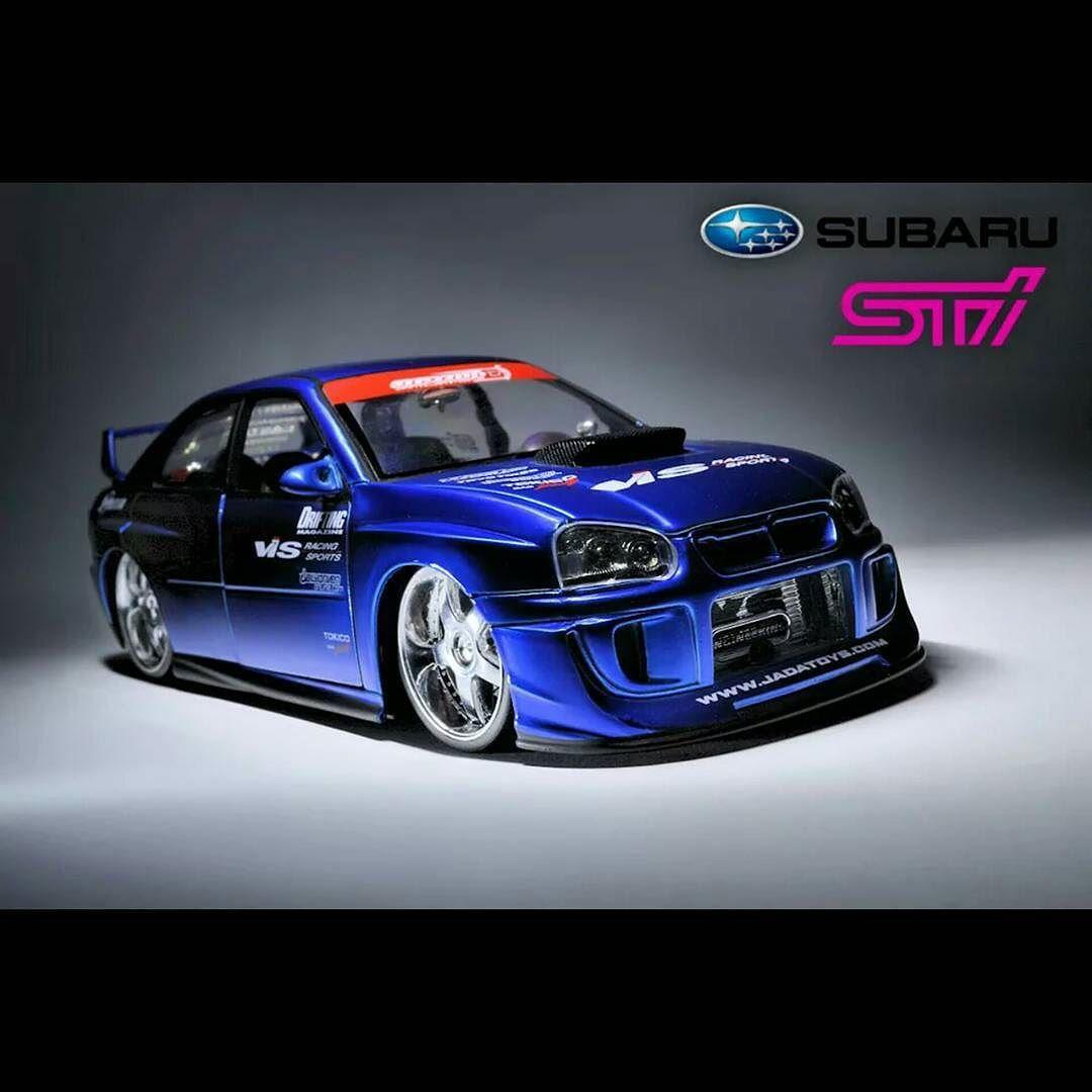 Subaru impreza WRX STI. #diecast #diecastcars #diecastdreams #subaru #impreza #WRX #STI #subaruimpreza #wrxsti #jdm #vis #motoryzacja #jada  #124scale #carphotography #jadatoys  #carinstagram #automotive_photography @jadatoys @jadaclub #tuner #optiond by modelesamochodow