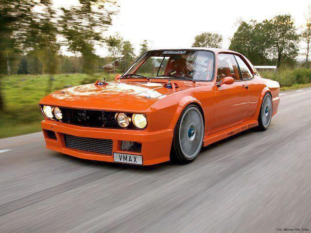 Orange Old Bmw Aka My Dream Car Omgomgomg Opel Manta Bmw