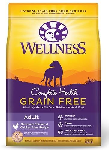 Wellness Complete Health Natural Adult Grain Free Deboned Chicken