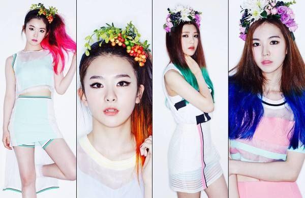 How To Dip Dye Your Hair Like Red Velvet Red Velvet Image Red Velvet Wendy Red Velvet