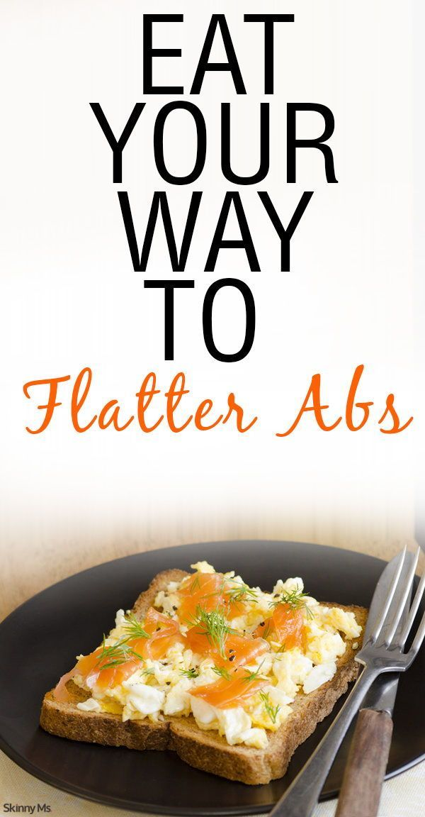Eat Your Way to Flatter Abs- 17 Flat Belly Foods – Carey&CleanEatingS