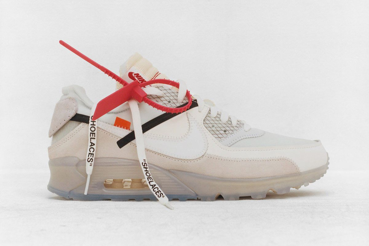 The Beginner's Guide to Every OFF WHITE Nike Release