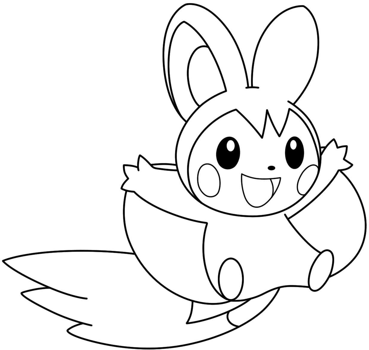 Pin by PSKPedia.com on Pokemon Coloring Pages (With images ...
