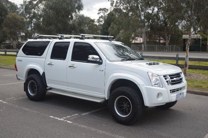 Isuzu Dmax 4wd Of The Year Cars Vans Utes Gumtree Australia