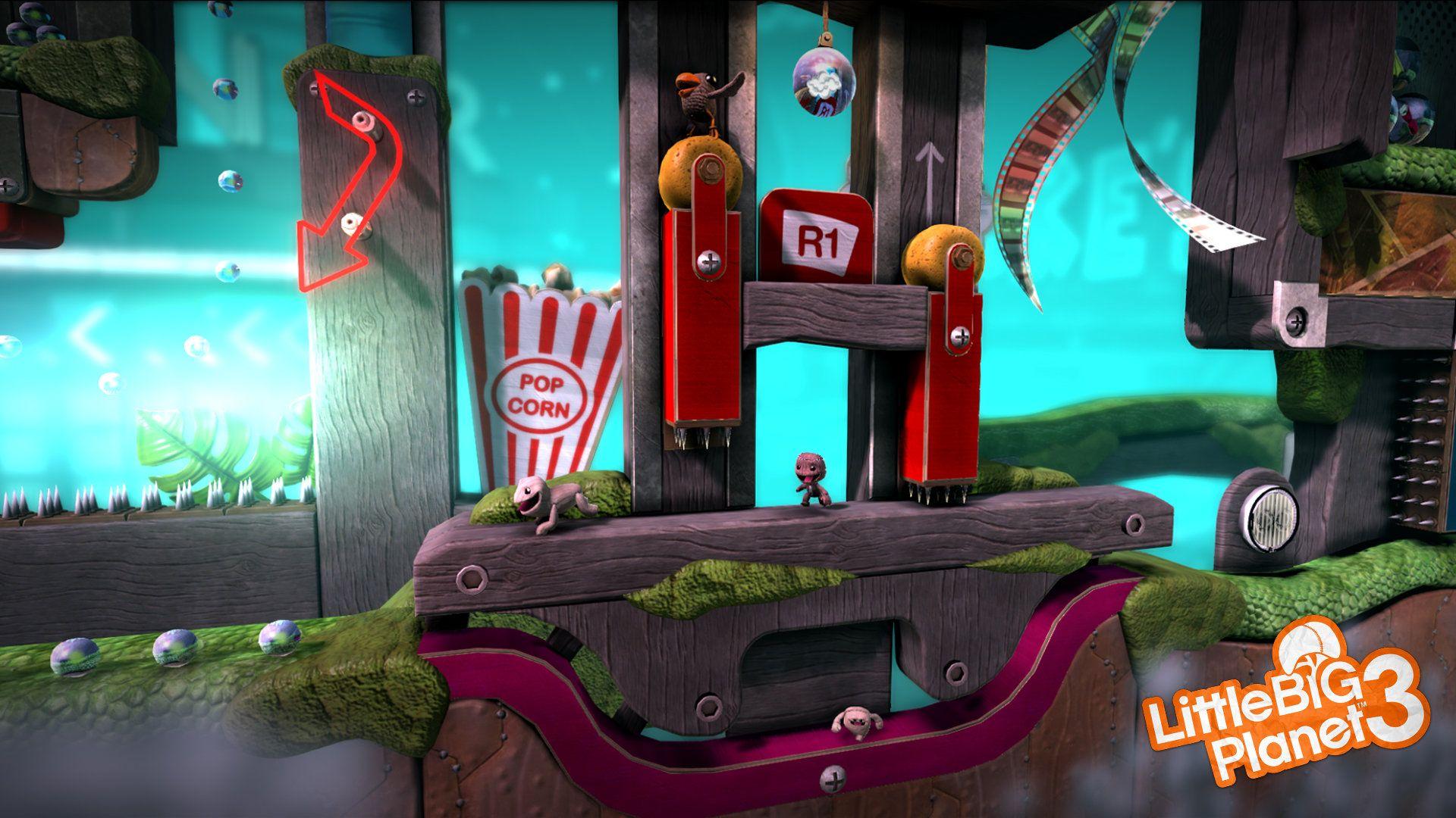 Little big planet 2 скачать торрент на компьютер.