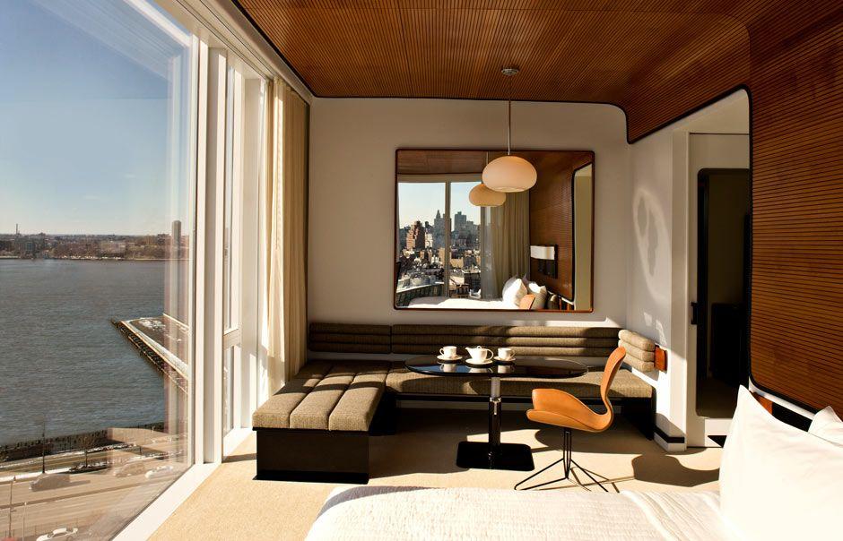 The Hudson Studio at The Standard New York © Hotels AB LLC