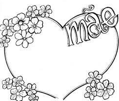 Resultado De Imagem Para Desenho Para Colorir De Amor Imagens