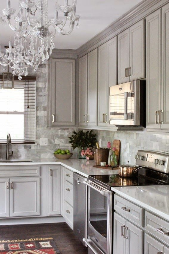 A blog about home decorating, easy make-overs and frugal shopping - remodelacion de cocinas