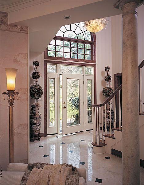 Fiber-Classic® by Therma-Tru Doors. Perfect for an exquisite front door.