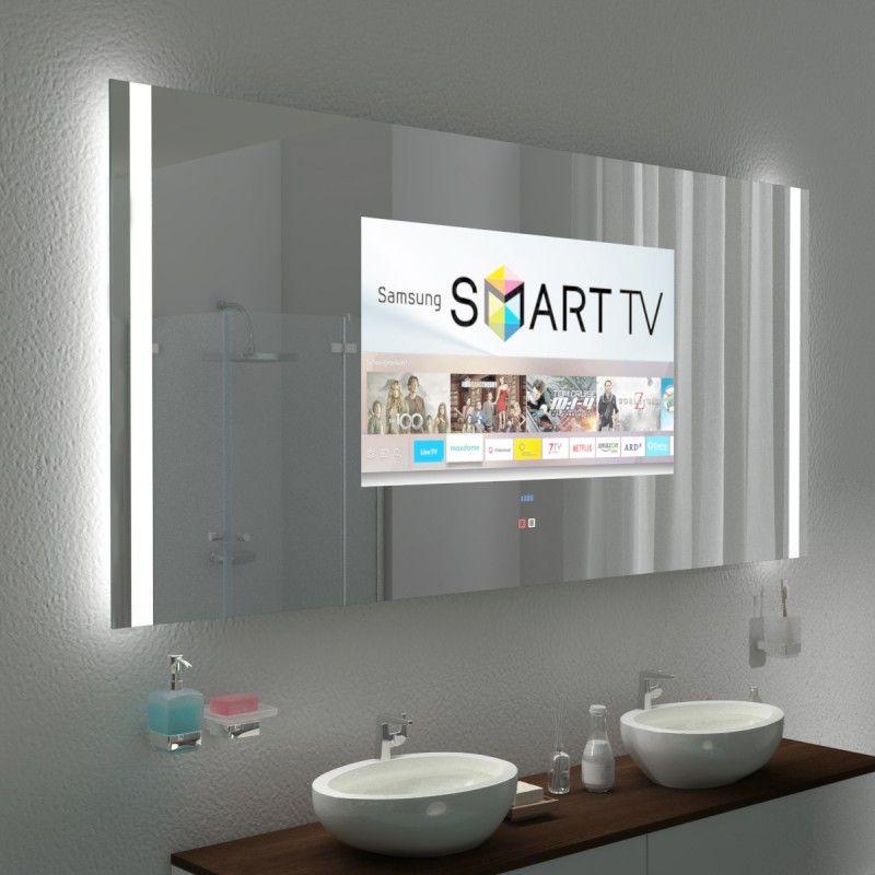Bad Spiegel Mit Tv M04l2v Kaufen Hannah Badspiegel Fernseher