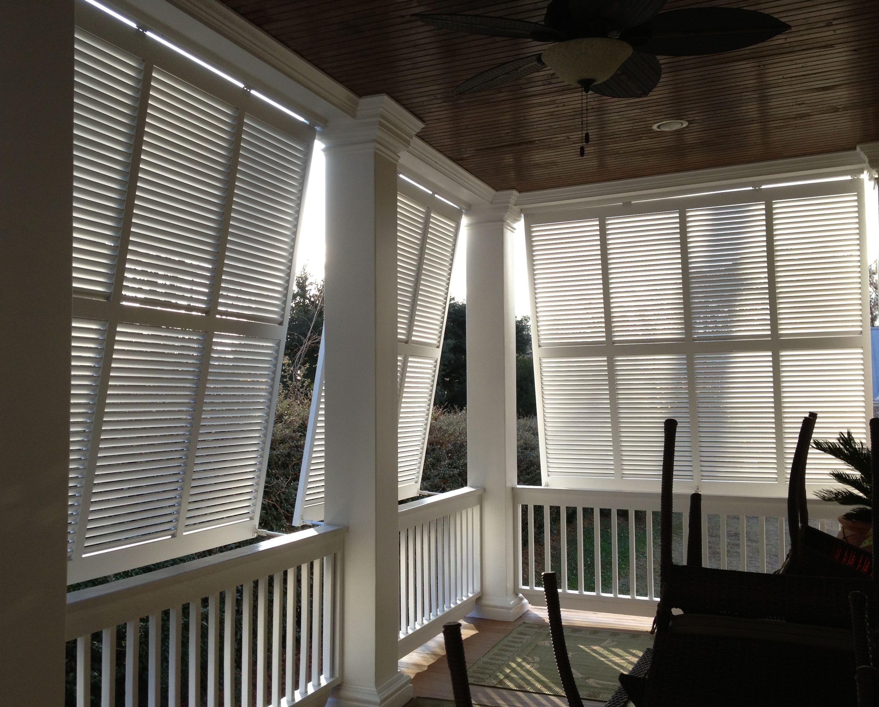 Bahama Carolina Blind Amp Shutter Inc House With Porch