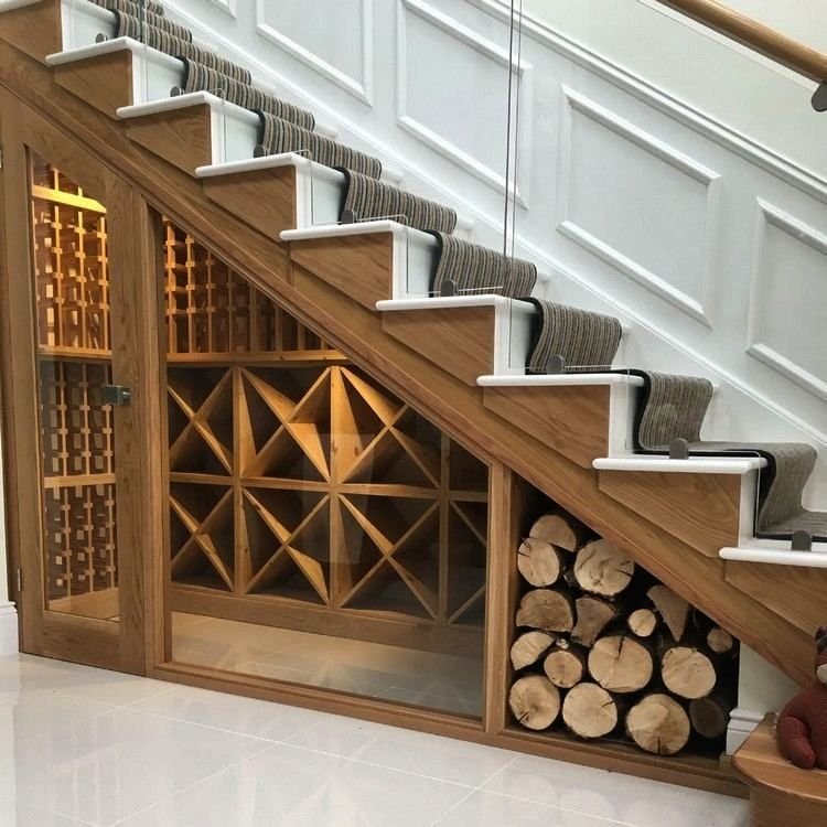 storage 70 ideas to better organize the vacant spaceideasStaircase storage 70 ideas to better organize the vacant spaceideas 60 Modern Stair Ideas With Various Patterns...