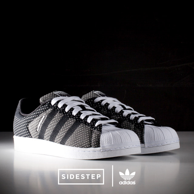 buy popular 2d506 86991 adidas Superstar Weave  SIDESTEP.  ------ I will die without these shoes! -  Nikolas