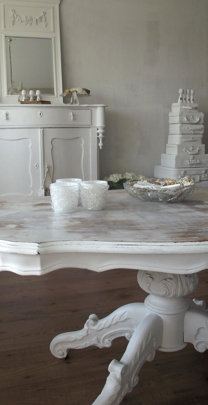 Esszimmer Im Shabby Stil Shabby Chic Special Furniture Pieces