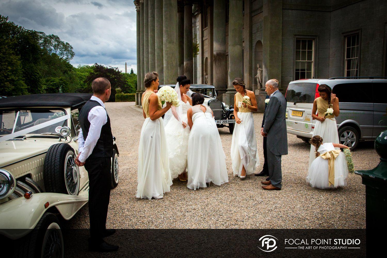 wedding reception venues north yorkshire%0A Focal Point Photography  Wynyard Hall  wedding venue  North East weddings   Durham Weddings