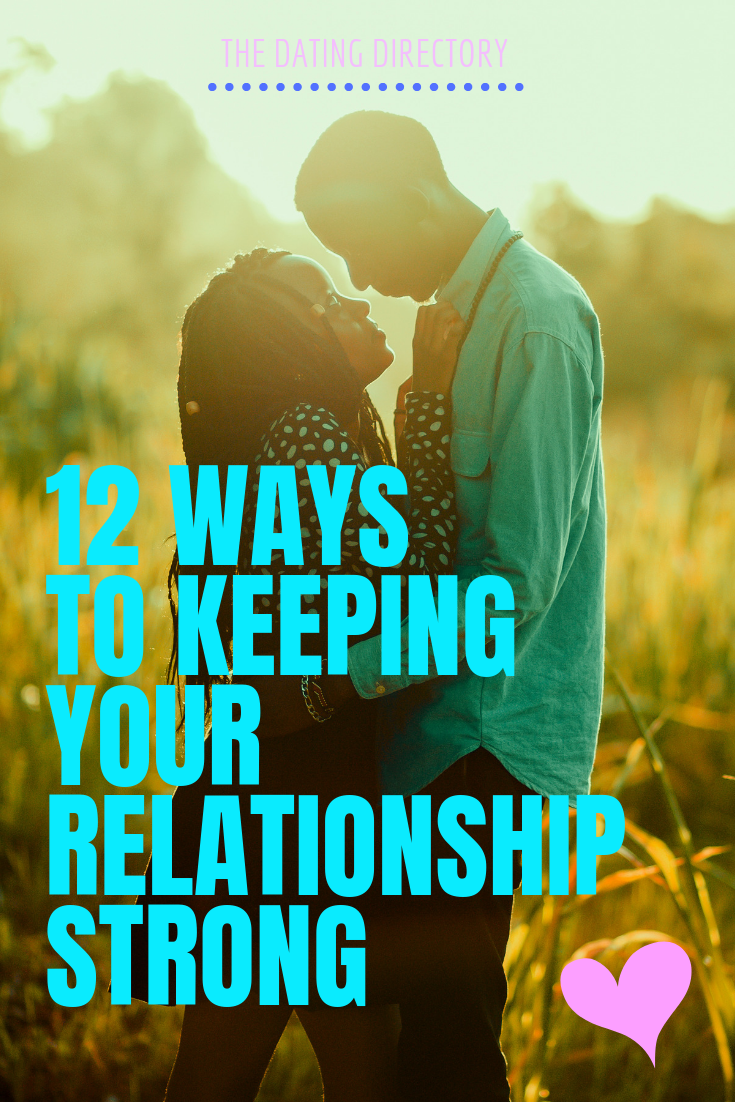 1) THE ESSENTIAL RELATIONSHIP INGREDIENTS
